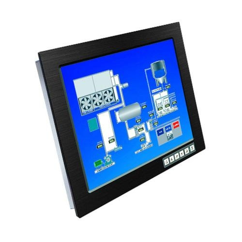 15 inch LCD monitor with touch screen 3