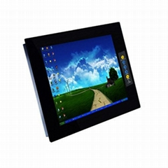 12.1 inch Industrial LCD Monitor with Touch Screen