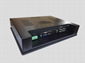 Industrial Panel PC with 17 LCD touch screen 13 i5 i7 cpu 2