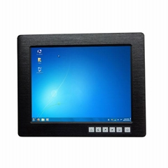 """12.1"""" LCD Industrial Monitor with Touch Screen IDM-12"""