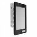 带触摸屏1024x768液晶屏的12.1寸工业显示器 2