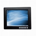 15 inch LCD Industrial monitor with touch screen 3