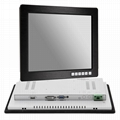 15 inch LCD Industrial monitor with touch screen 2