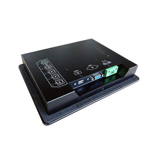 8寸液晶触摸屏工业显示器 3