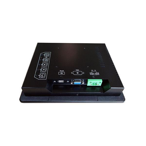 8寸液晶触摸屏工业显示器 4