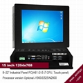 15 inch Touch Screen PC