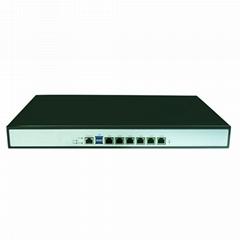 Fanless network appliance max 10 GbE network ports