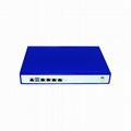 F19401 Desktop network security appliance with 4GbE network ports 3