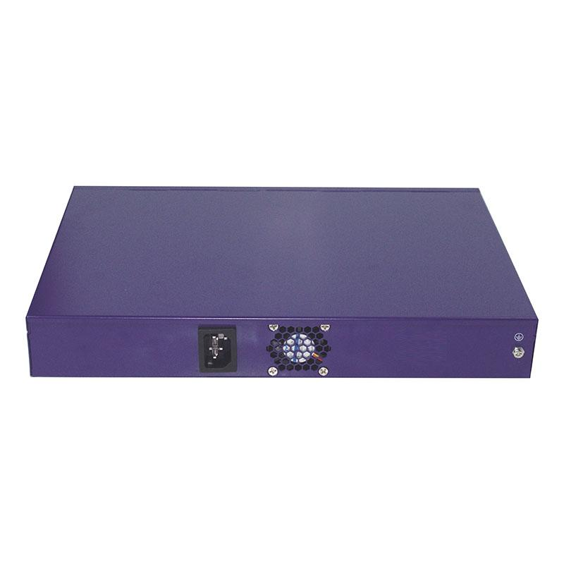 F19401 Desktop network security appliance with 4GbE network ports 4