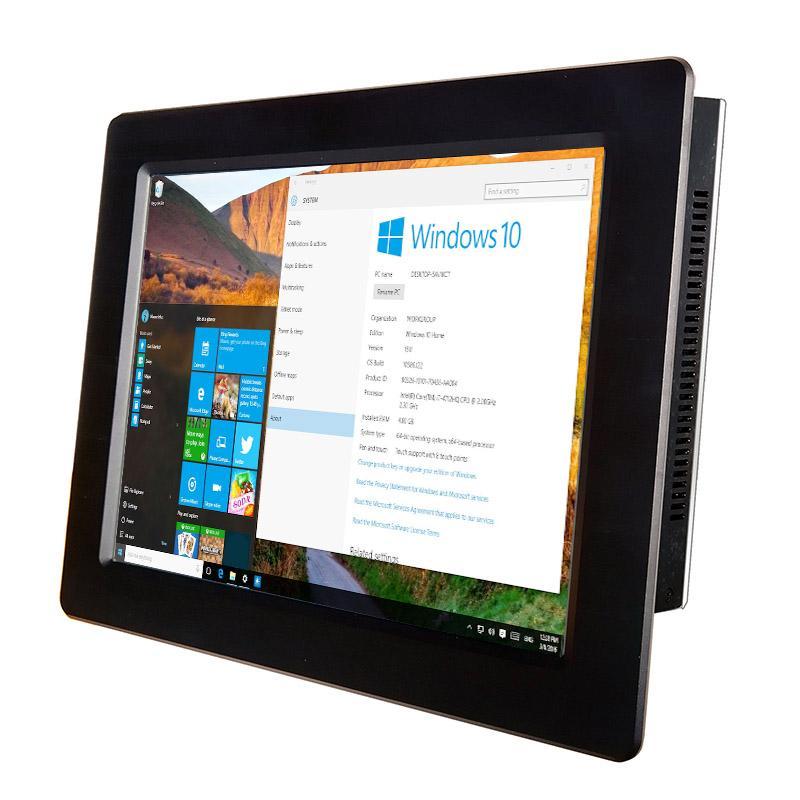 12.1 寸工業平板電腦 IPC-2A 1