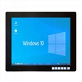 17 inch Industrial LCD Touch Screen Monitor with HDMI VGA 1