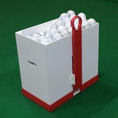 No Power Semi Automatic Golf Ball Dispenser
