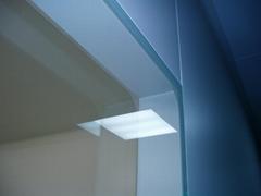 興鐵50潔淨磨砂邊雙層視窗