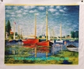Monet oil painting