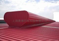 钢结构成品气楼