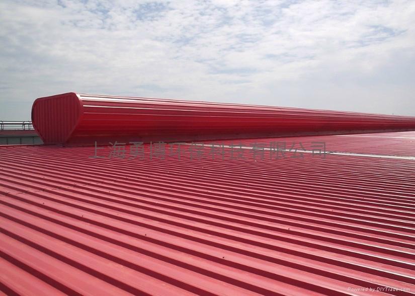 鋼結構成品氣樓 2