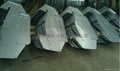 鍍鋅板通風氣樓骨架片