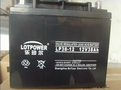 乐珀尔蓄电池