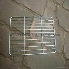 不鏽鋼304材質點焊焊接貨架網片