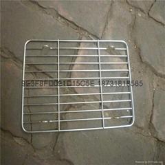 不锈钢304材质点焊焊接货架网