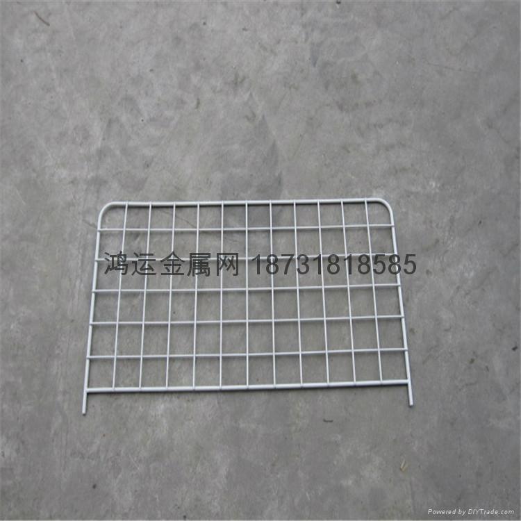不規則形狀浸塑金屬點焊焊接網片 1