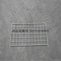 不規則形狀浸塑金屬點焊焊接網片