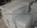 浸塑白色点焊焊接工艺小网片
