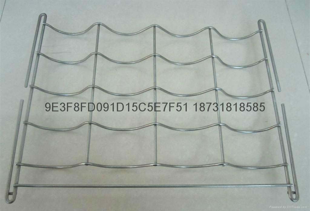 帶框鍍鋅鐵絲網片 1