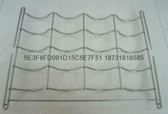 帶框鍍鋅鐵絲網片