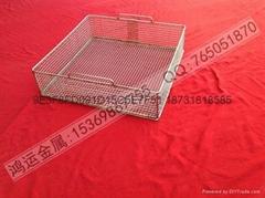 不锈钢超声波清洗篮