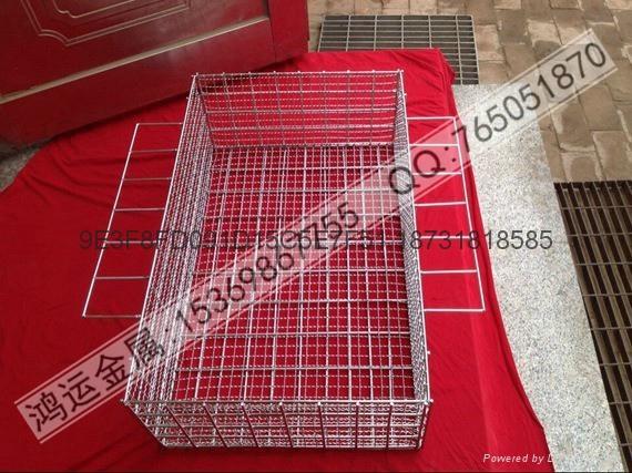 不鏽鋼材質專業電子清洗網籃 5