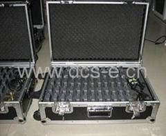 无线数字导游讲解器专用便携充电箱