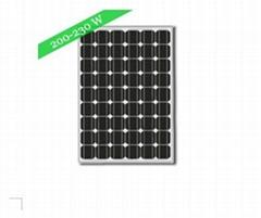 230W单晶硅太阳能电池板