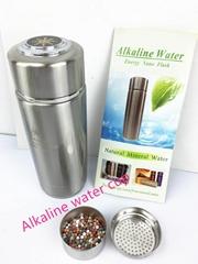 Nano alkaline water flask/Hydrogen Water Cup hydrogen bottle,Alkaline Water Jug
