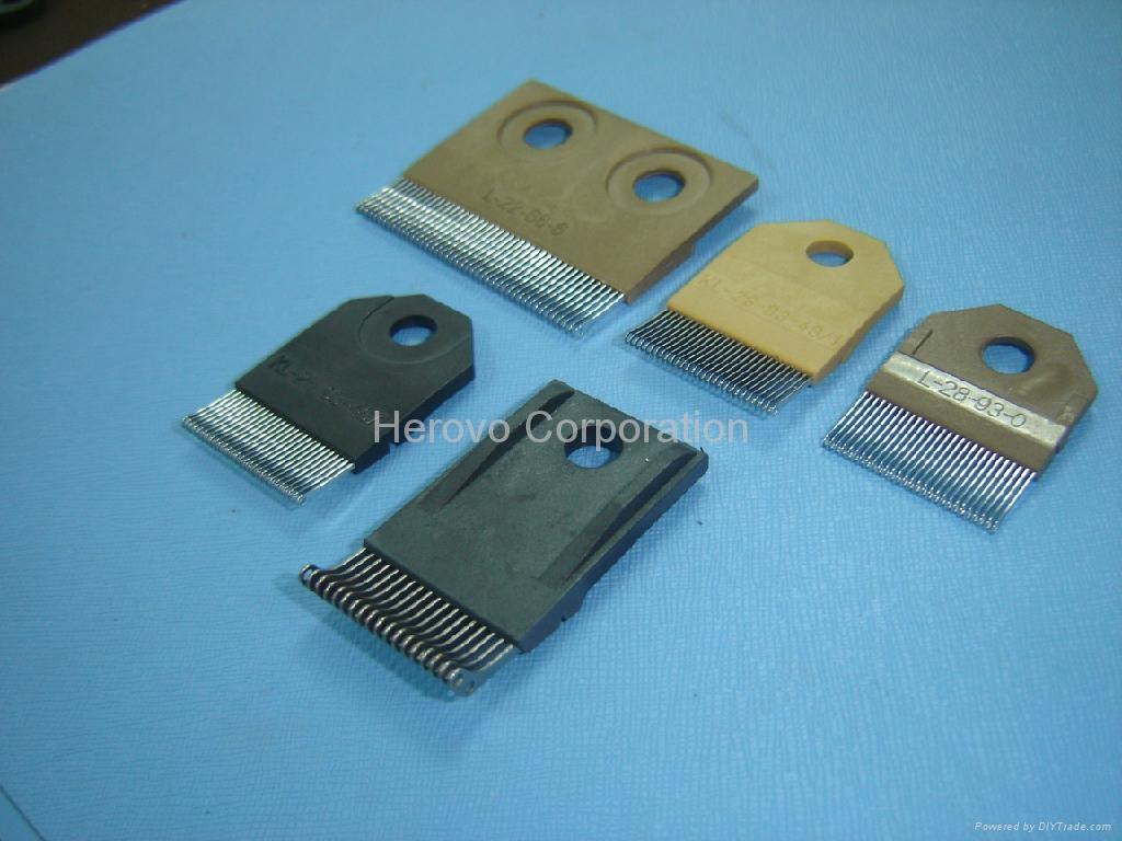 Warp Knitting Needle  Used in HKS KE KS karl Mayer  1
