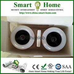 Smart 2.4G wireless led buletooth speaker