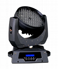 108*3W  led moving head nigh bar wash light