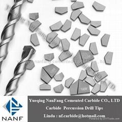 carbide drill tips