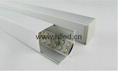 Big Square LED Aluminum