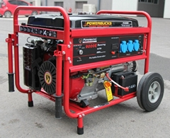 Luxury PG9000E Gasoline Generator