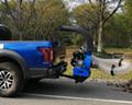 Powerbucks truck load leaf vacuum