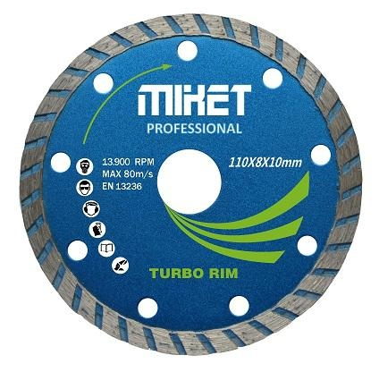 Turbo Rim Diamond Circular Saw Blade 1