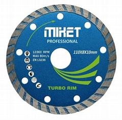Turbo Rim Diamond Circul