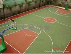 深圳篮球场
