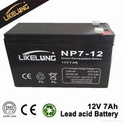 12V电池可用于霍尼韦尔报警主机