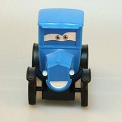 New Digital Mini Car Shape Speaker with FM Radio,support USB and Micro SD card