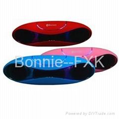 Digital Mini Wireless Bluetooth Speaker with USB/TF/FM Radio