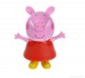 SK#88B-热销粉红猪迷你插