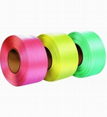 Clourful PP Plastic Packing Straps/Polypropylene Strapping Band/ industrial stra