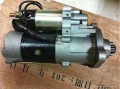 Dongfeng Cummins 375 HP ISLE starter 5256984 Starting motor